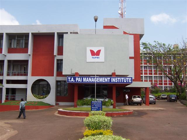 TAPMI Manipal PGDM Admission 2019. Fees and Placement 2018