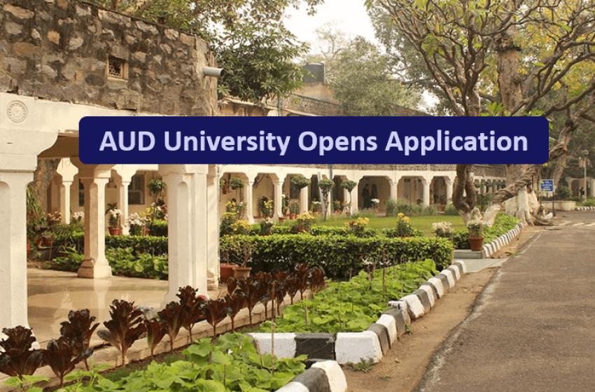 Dr. B. R. Ambedkar University Delhi MBA Admissions