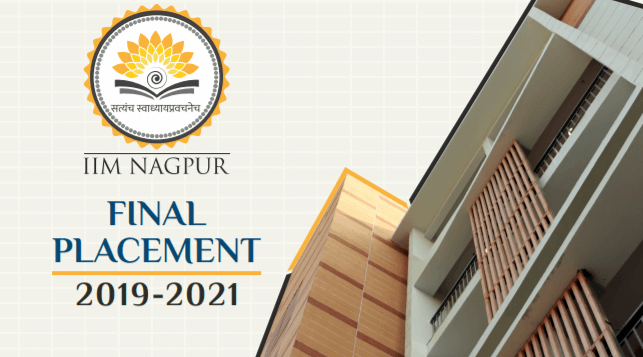 IIM Nagpur final placement Report 2021