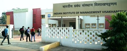IIM Visakhapatnam Placement Report 2021