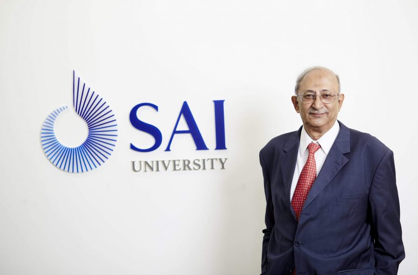 Sai University offers scholarships to meritorious students