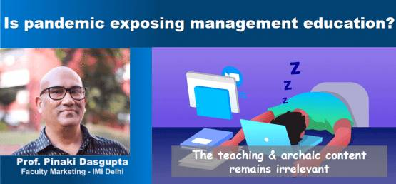 How relevant is Management education in the online world ?8 min read
