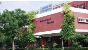FMS Delhi Admission